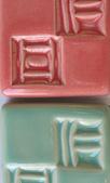 Colored Celadons
