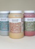 Amaco Opalescent Glazes