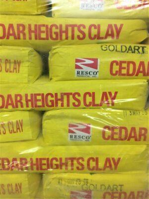 Dry Clays