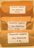 Dry Materials except Frits and Dry Clays
