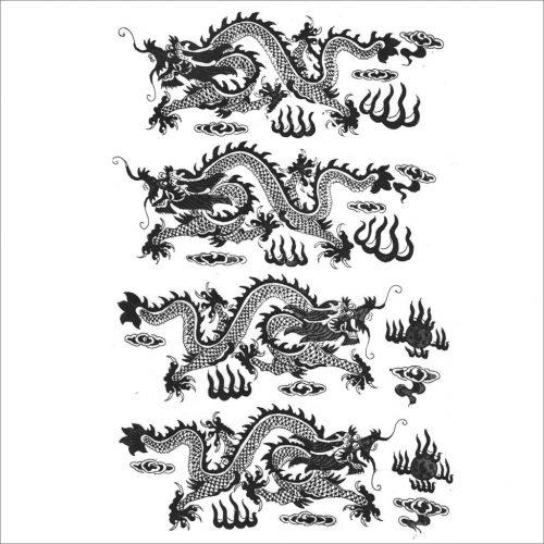 Dragons Black