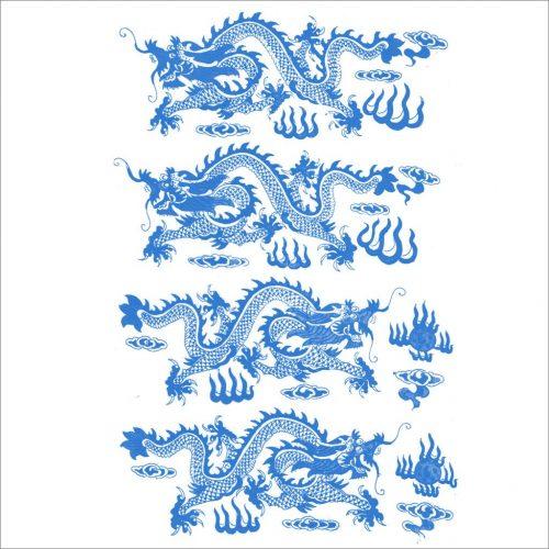 Dragons Blue